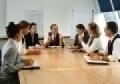 alleen maar efficient vergaderen als topvrouw